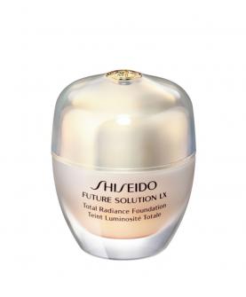 Shiseido Future Solution LX Total Radiance Foundation Pielęgnacyjny Podkład Nr I60 30 ml