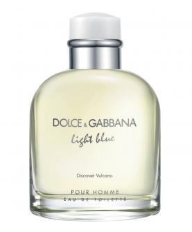 Dolce & Gabbana Light Blue Discover Vulcano pour Homme Tester 125 ml