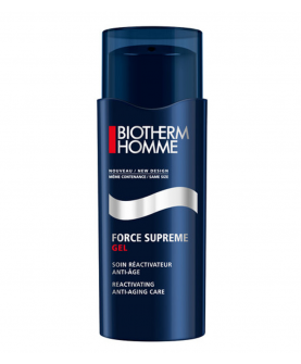 Biotherm Homme Force Supreme Gel Męski Krem Żel do Twarzy 50 ml