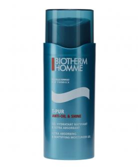 Biotherm Homme T-Pur Anti Oil & Shine krem na Dzień 50 ml