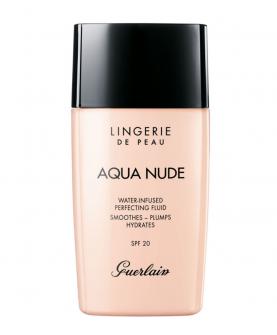 Guerlain Lingerie de Peau Skin Fusion Podkład Fluid 04N Medium Moyen 30 ml