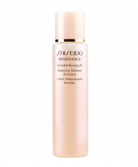 Shiseido Benefiance Wrinkle Resist 24 Balancing Softener Enriched Lotion Adoucissante Tonik 75 ml