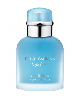 Dolce Gabbana Light Blue Pour Homme Eau Intense Woda Perfumowana 50 ml