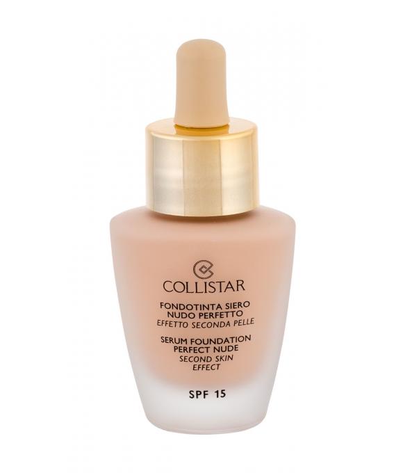 Collistar Serum Foundation Perfect Nude Podkład 0 Cameo 30 ml