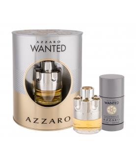 Azzaro Wanted Zestaw Woda Toaletowa 50 ml + Dezodorant 75 ml