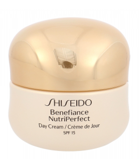 Shiseido Benefiance NutriPerfect Krem Do Twarzy Na Dzień 50 ml Tester