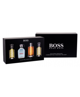 Hugo Boss Mini Set 1 Zestaw Woda Toaletowa 4 x 5 ml