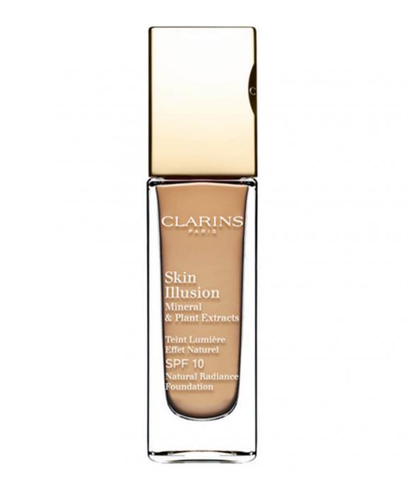 Clarins Skin Illusion Mineral & Plant Extracts SPF 10 Podkład do Twarzy NR 113 30 ml