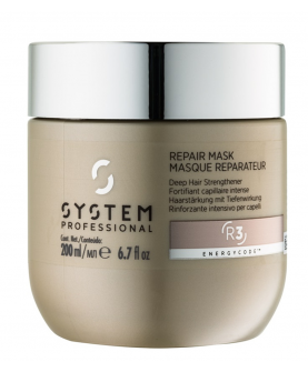 System Professional Repair R3 Maska do Włosów 200 ml