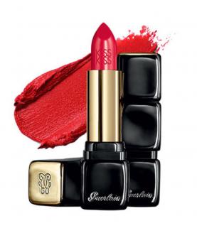 Guerlain Kiss Kiss Pomadka 325 Rouge Kiss  3,5 g
