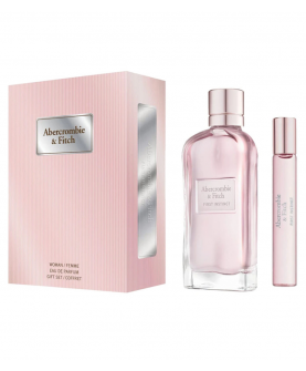Abercrombie & Fitch First Instinct Women Zestaw  EDP 100 ml + EDP 15 ml