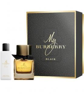 Burber My Burberry Black Zestaw Woda Perfumowana 50 ml+ Body Lotion 75 ml