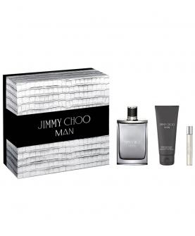 Jimmy Choo Man Zestaw Woda Toaletowa 100 ml + EDT 7,5 ml + Balsam po Goleniu 100 ml