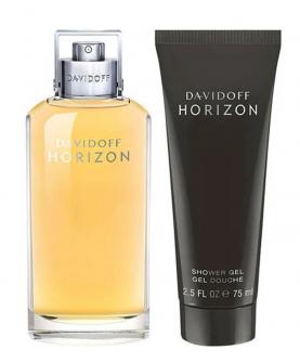Davidoff Horizon Zestaw  Woda Toaletowa 125 ml +  Żel Pod Prysznic 75 ml