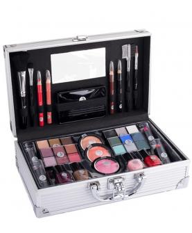 2K Fabulous Beauty Train Case Zestaw Kosmetyków do Makijażu 66,9 g