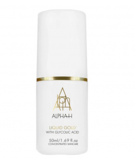 Alpha - H Liquid Gold  With Glicolic Acid  Odbudowujące Serum na Noc 50 ml