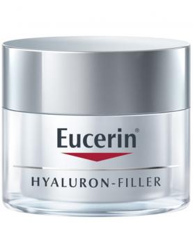 Eucerin Hyaluron - Filler Skin Dry Day SPF 30 Przeciwzmarszczkowy Krem na Dzień 50 ml