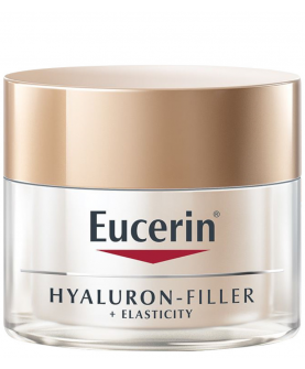 Eucerin Hyaluron Filler + Elasticity Day Cream SPF 15 Krem na Dzień 50 ml