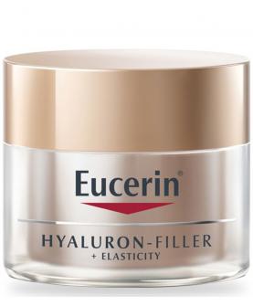 Eucerin Filler + Elasticity Night Cream Krem na Noc 50 ml