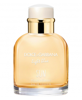 Dolce & Gabbana Light Blue Sun Pour Homme Woda Toaletowa 75 ml