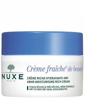 Nuxe Creme Fraiche de Beaute 48HR Moisturising Rich Cream Krem na Dzień 50 ml