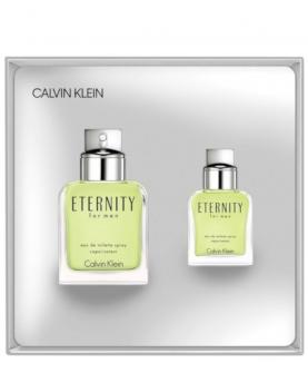Calvin Klein Eternity For Men Woda Toaletowa 100 ml + EDT 30 ml Zestaw
