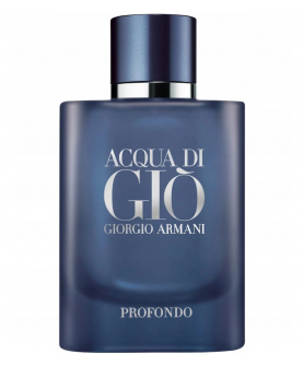 Giorgio Armani Acqua di Gio Profondo Woda Perfumowana 75 ml