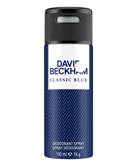 David Beckham Classic Blue Dezodorant 150 ml