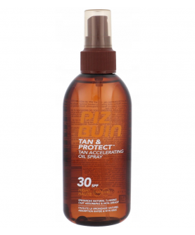 Piz Buin Tan & Protect Tan Accelerating Oil Spray do Opalania SPF 30 150 ml