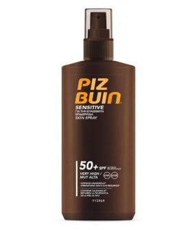 Piz Buin Allergy Sun Sensitive Skin Spray do Opalania SPF 50+ 200 ml