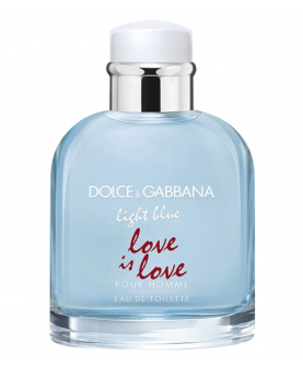 Dolce & Gabbana Light Blue Love is Love Pour Homme Woda Toaletowa 125 ml