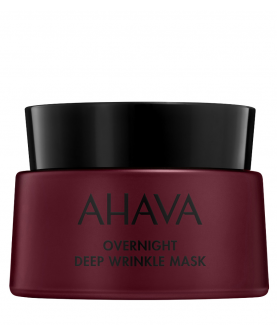 Ahava Apple of Sodom Overnight Deep Wrinkle Mask Maseczka do Twarzy 50 ml