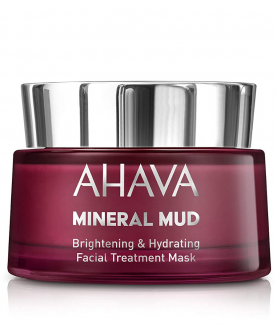 Ahava Mineral Mud Brightening & Hydrating Maseczka do Twarzy 50 ml