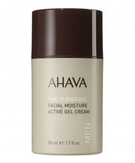 Ahava Men Facial Moisture Active Gel Cream Krem - Żel do Twarzy 50 ml