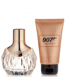 James Bond 007 For Women II Woda Perfumowana 30 ml + Balsam 50 ml Zestaw