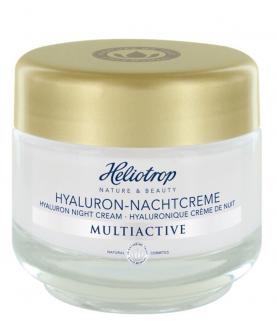 Heliotrop Multiactive Hialuron Night Cream Krem na Noc 50 ml