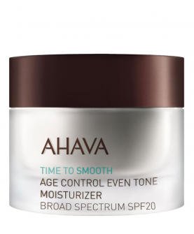 Ahava Time To Smooth Age Control SPF 20 Krem na Dzień 50 ml
