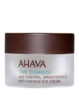 Ahava Time To Smooth Age Control Brightening & Anti - Fatigue Eye Cream Krem pod Oczy 15 ml