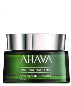 Ahava Mineral Radiance Overnight Skin De-Stressing Cream Krem na Noc 50 ml