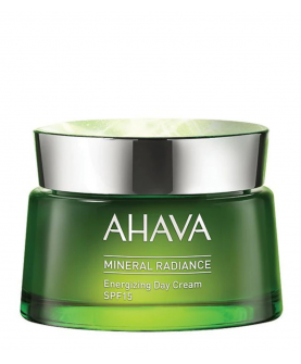 Ahava Mineral Radiance Energizing Day Cream SPF 15 Krem na Dzień 50 ml