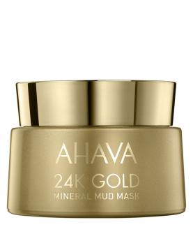 Ahava 24K Gold Mineral Mud Maseczka do Twarzy 50 ml