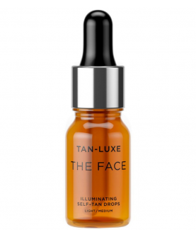 Tan-Luxe The Face Illuminating Self-Tan Drops Krople Samoopalające do Twarzy 20 ml