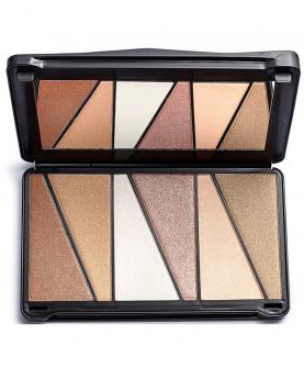 Makeup Revolution London Shook! Paleta Rozświetlaczy 42 g