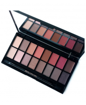Makeup Revolution London New-Trals vs Neutrals Palette Paleta Cieni 16 g