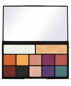 Makeup Revolution London X Carmi Kiss Of Fire Paleta Cieni 27 g