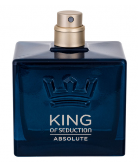 Antonio Banderas King of Seduction Absolute Woda Toaletowa 100 ml Tester