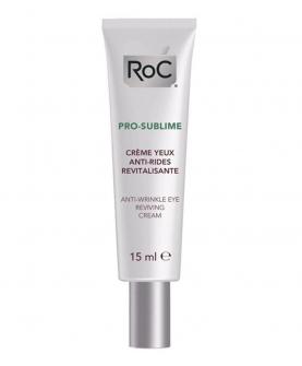 RoC Pro-Sublime Anti-Wrinkle Eye Reviving Cream Krem pod Oczy 15 ml