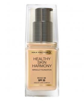 Max Factor Healthy Skin Harmony SPF 20 Podkład Beige 55 30 ml