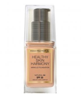 Podkład Max Factor Healthy Skin Harmony SPF 20 Podkład Natural 50 30 ml  30 ml