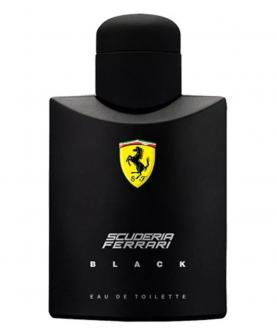 Ferrari Scuderia Ferrari Black Woda toaletowa 75 ml